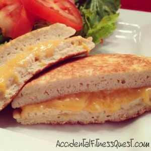 Healthy Grilled Cheese