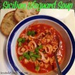 Sicilian Lifeguard Soup