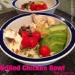 Grilled Chicken Bowl Like Chipotle