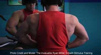 Ryan Miller, Growth Stimulus Training