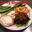 Fancy Sloppy Joes