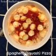 Spaghetti (Squash) Pizza
