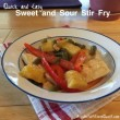Quick and Easy Sweet and Sour Stir Fry
