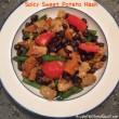 Spicy Sweet Potato Hash