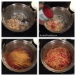 One Pot Spaghetti with Spinach and Tomatoes