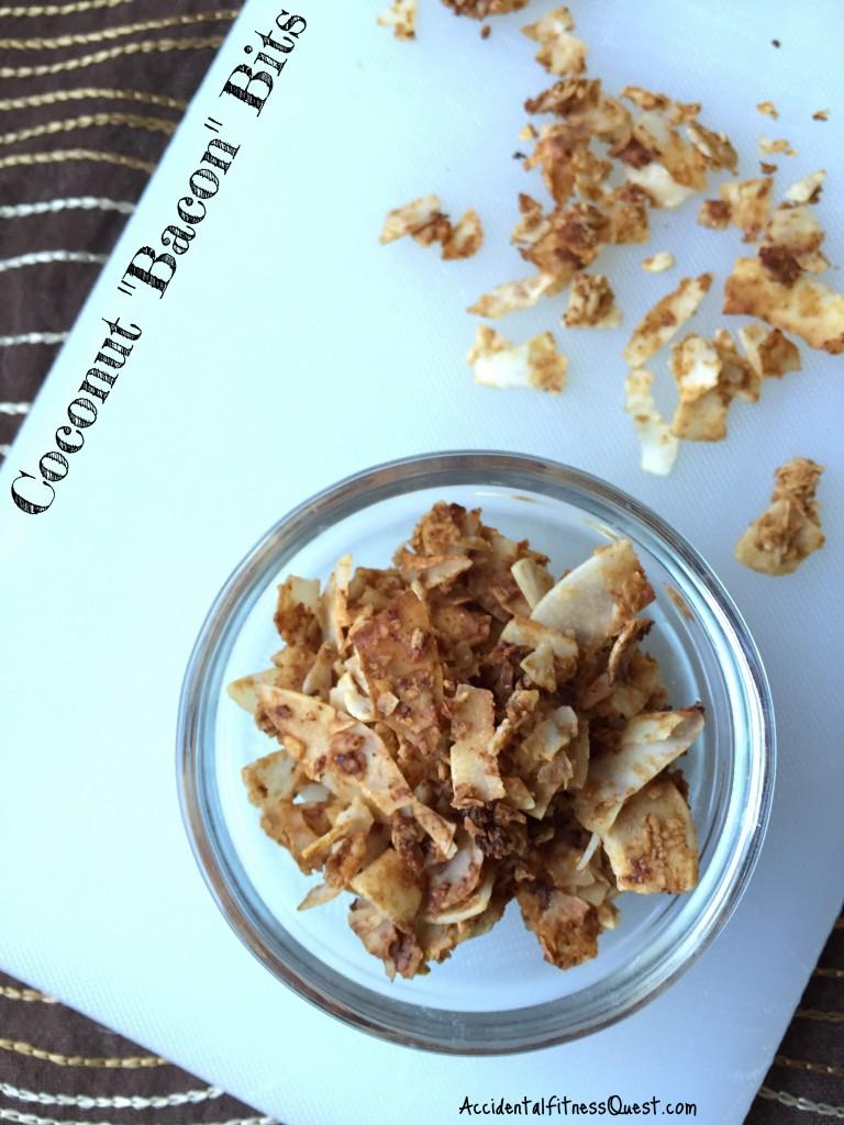 Coconut Bacon Bits