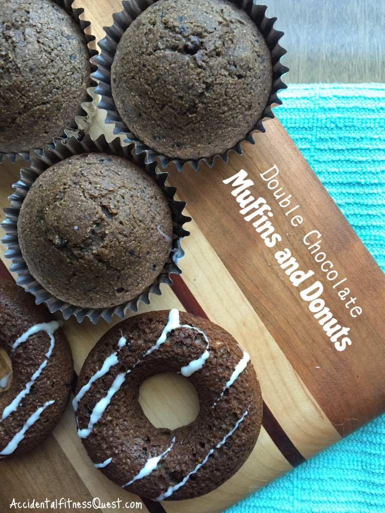 Double Chocolate Muffins and Donuts