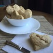 Whole Wheat Lemon Scones