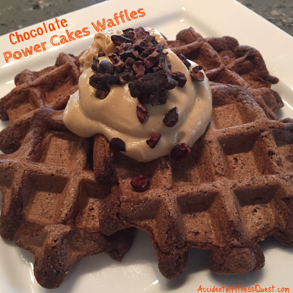 Copycat Chocolate Power Cakes Waffles and Pancakes