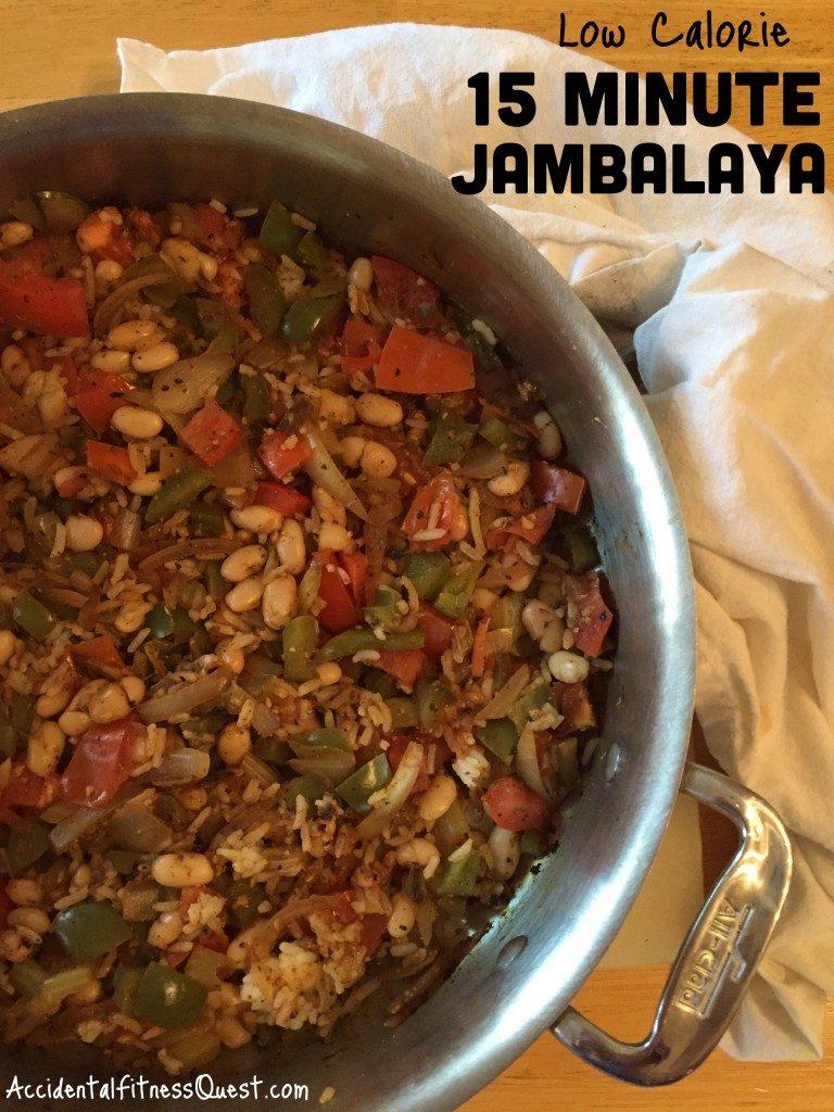 15 Minute Jambalaya